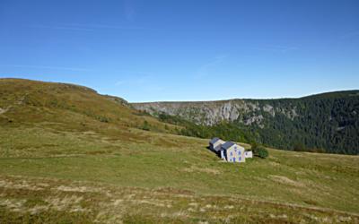 Traversée de la grande crête des Vosges